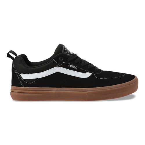 Vans Shoes - Kyle Walker Pro - Black/Gum