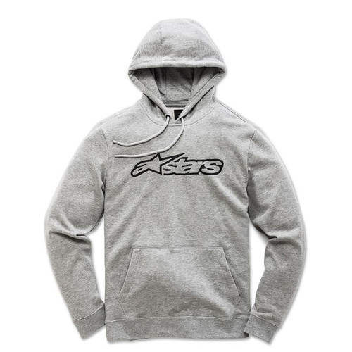 Alpinestars Hoody - Blaze - Grey Heather/Black