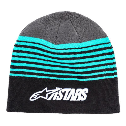 Alpinestars Beanie - Purps - Charcoal