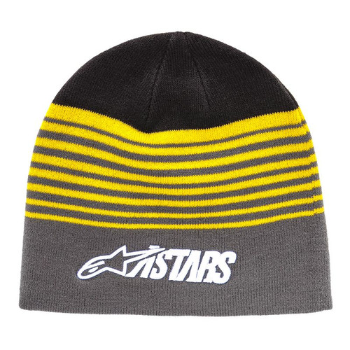 Alpinestars Beanie - Purps - Black