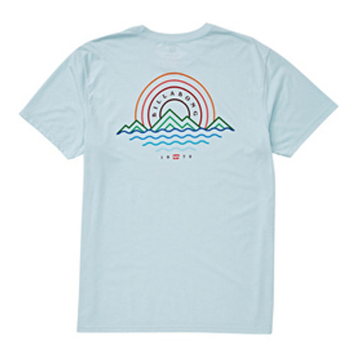 Billabong Tee Shirt - Starkweather - Coastal