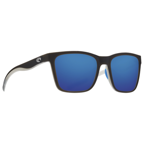 Costa Women's Sunglasses - Ocearch Panga - Shiny White Shark/Blue Mirror