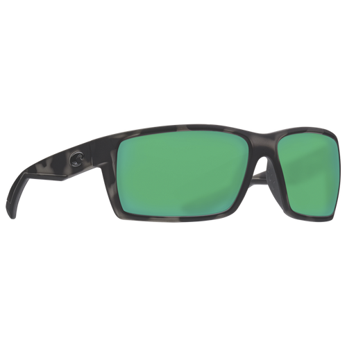 Costa Sunglasses - Ocearch Reefton - Tiger Shark/Green Mirror