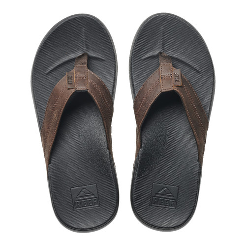 Reef Flip Flop - Cushion Phantom LE - Black/Brown