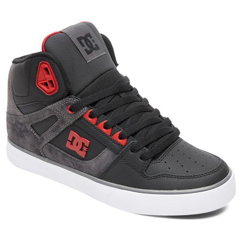 DC Shoes - Pure High-Top WC SE - Black/Red