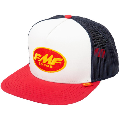 FMF Hat - Anyhow - White