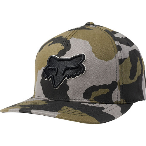 Fox Hat - Epicycle Flexfit - Grey Camo