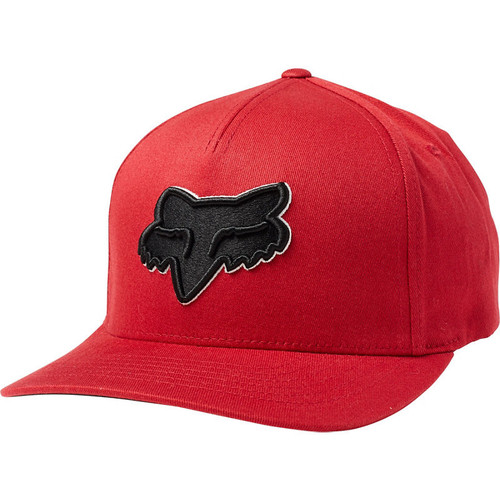Fox Hat - Epicycle Flexfit - Red