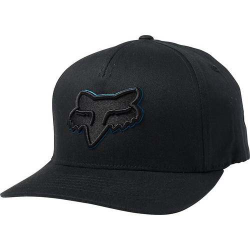 Fox Hat - Epicycle Flexfit - Black/Blue