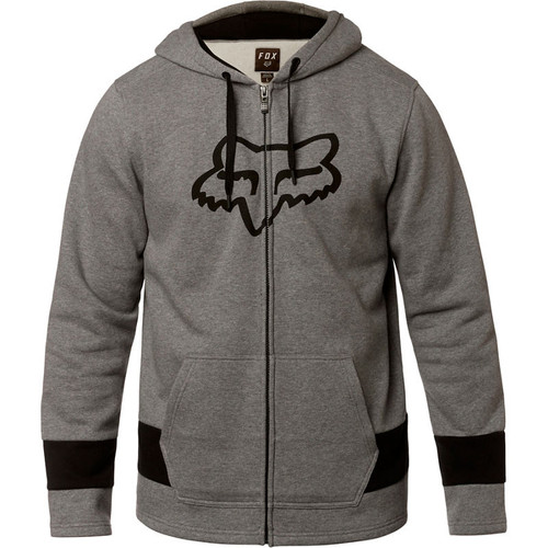 Fox Hoody - Arena - Heather Graphite