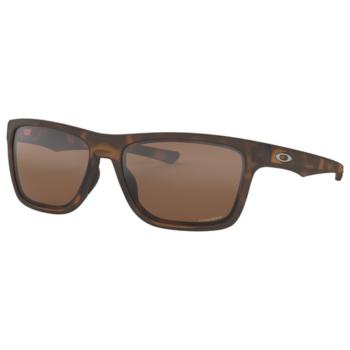 Oakley Sunglasses - Holston - Matte Brown Tort/Prizm Tungsten