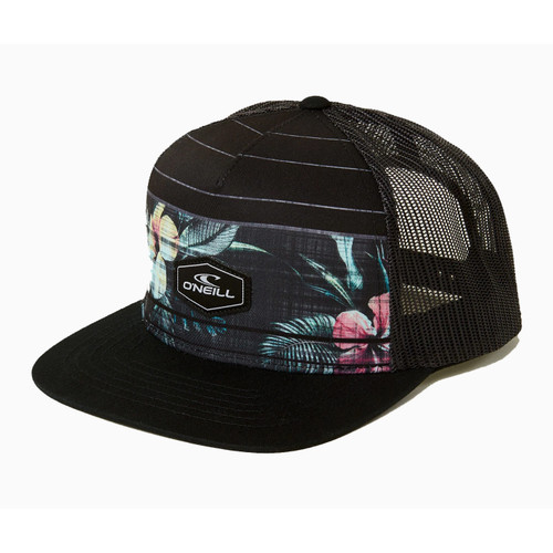 O'Neill Hat - Freakin' Trucker - Black