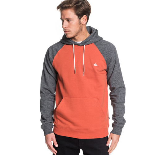 Quiksilver Hoody - Everyday - Burnt Brick