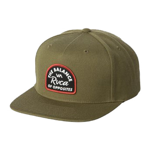 RVCA Hat - Contrast - Olive
