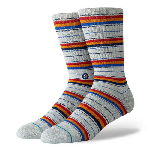 Stance Socks - Franklin - Heather Grey