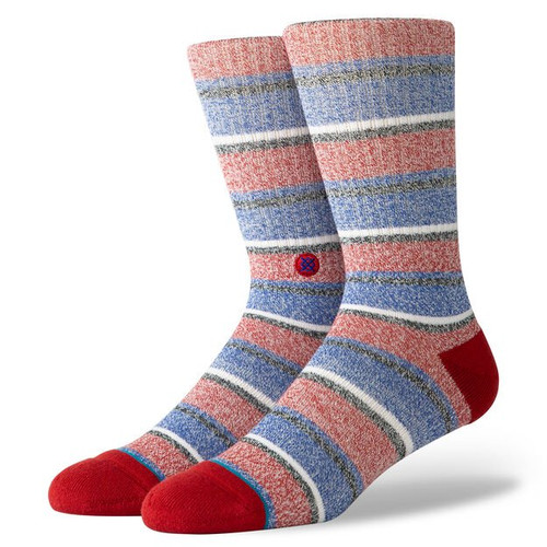 Stance Socks - Noosa - Red