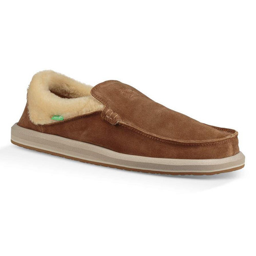 Sanuk Shoes - Chiba Chill - Chestnut