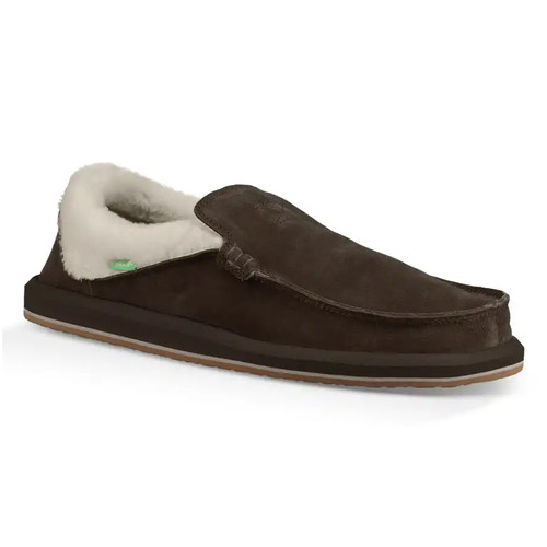 Sanuk Shoes - Chiba Chill - Chocolate