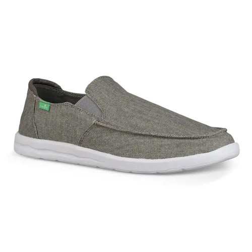 Sanuk Shoe - Hi Five - Grey