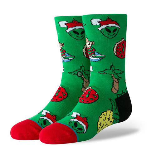 Stance Kid's - XMAS Ornaments - Green