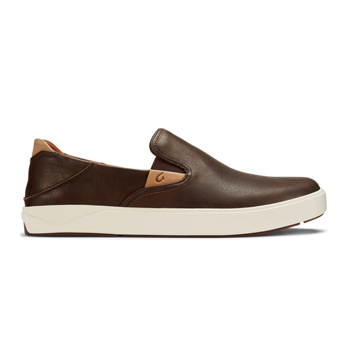 Olukai Shoes - Lae'ahi 'Ili - Dark Wood/Dark Wood