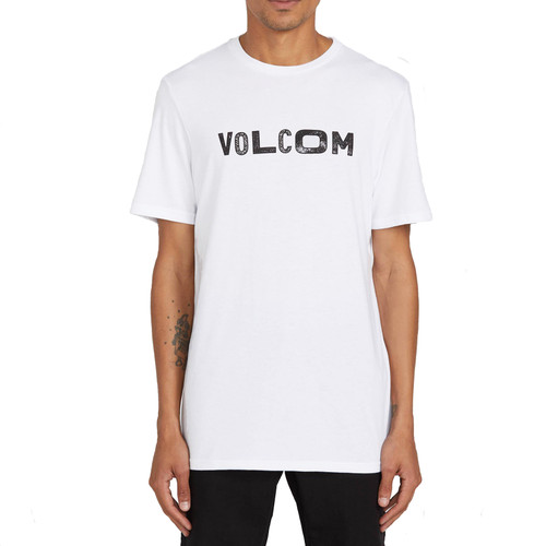 Volcom Tee Shirt - Reply - White