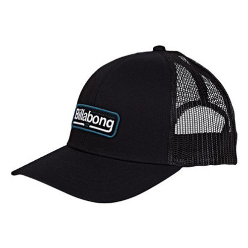 Billabong Hat - Walled Trucker 19 - Black
