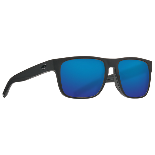 Costa Sunglasses - Spearo - Matte Black/Blue Mirror