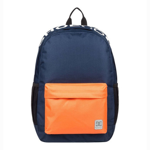DC Backpack - Backsider CB - Black Iris/Orange Popsicle