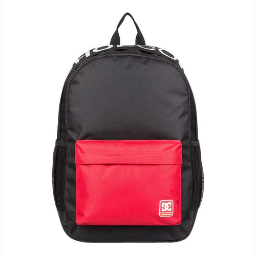 DC Backpack - Backsider CB - Black/Racing Red