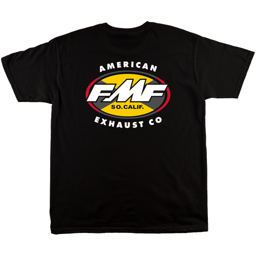 FMF Tee Shirt - Krossed - Black