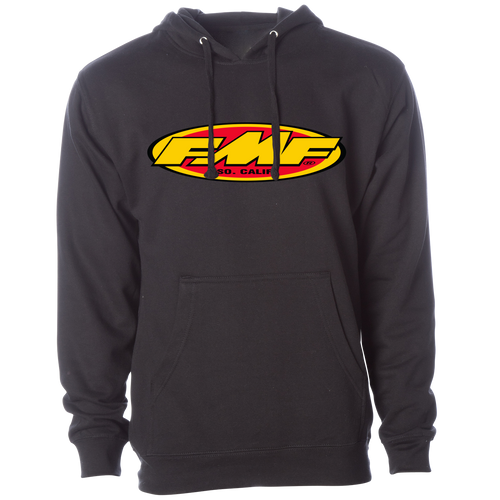 FMF Hoody - Don 2- Black