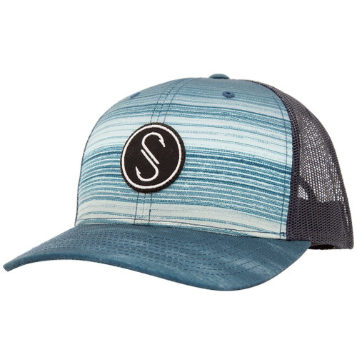 Salty Crew Hat - Decoy Retro - Cobalt