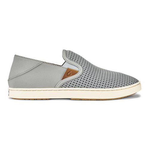 OluKai Women's Shoes - Pehuea - Pale Grey/Pale Grey