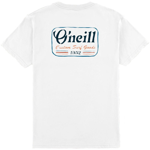 O'Neill Tee Shirt - Cooler - White
