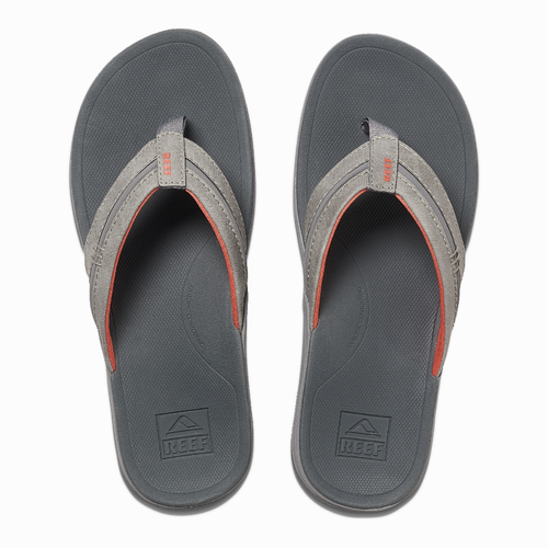 Reef Women's Flip Flop - Ortho-Bounce Coast - Charcoal