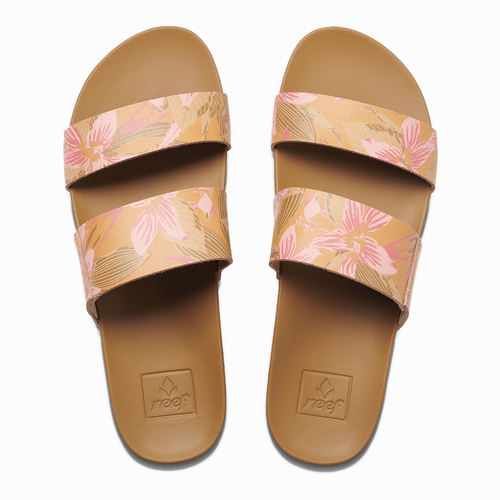 Reef Women's Sandal - Cushion Bounce Vista - Hibiscus