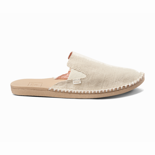 Reef Women's Shoe - Escape Mule - Nude
