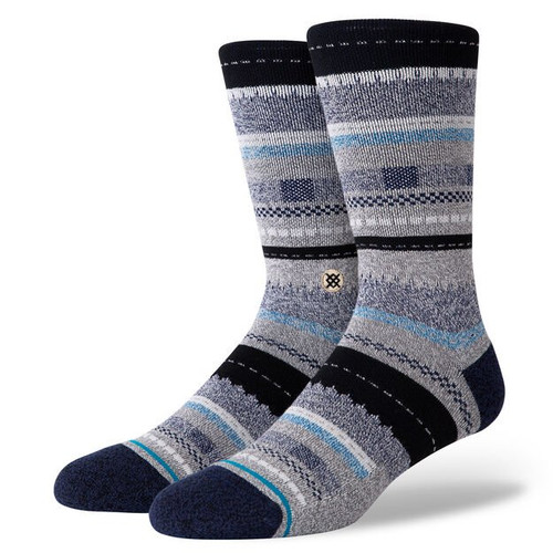 Stance Socks - Tucked In - Black