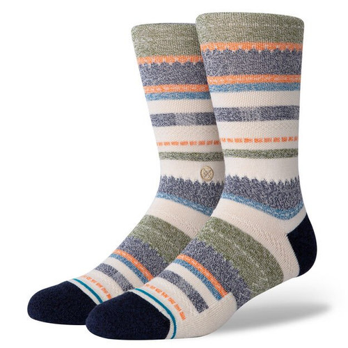 Stance Socks - Tucked In - Navy