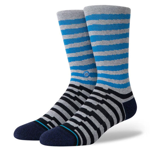 Stance Socks - Breakdown Crew - Blue