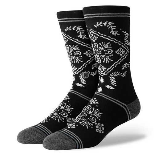 Stance Socks - Bandero - Black
