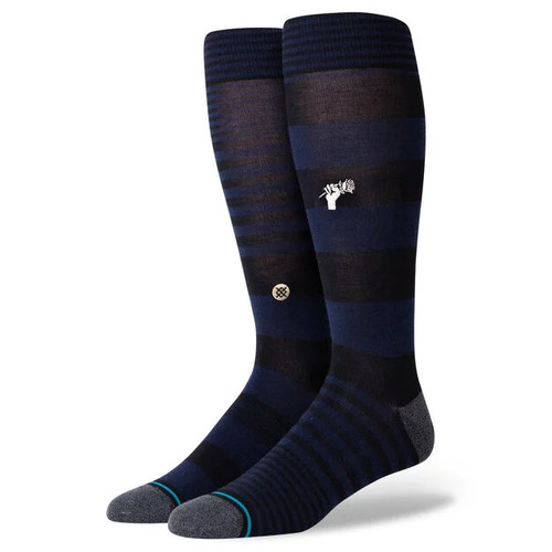 Stance Socks - Power Flower - Black