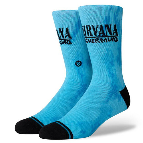 Stance Socks - Nirvana Nevermind - Blue