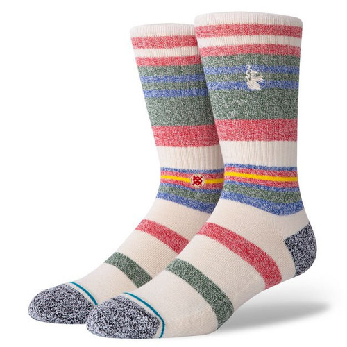Stance Socks - Munga St - Natural