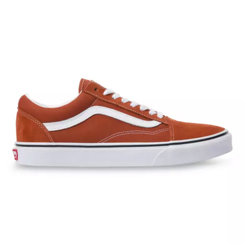 Vans Shoes - Old Skool - Picante/True White