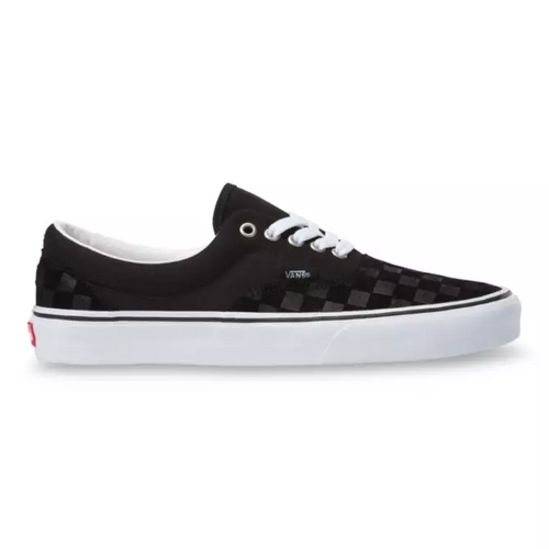 Vans Shoes - Era - (Deboss Checkerboard) Black/True White