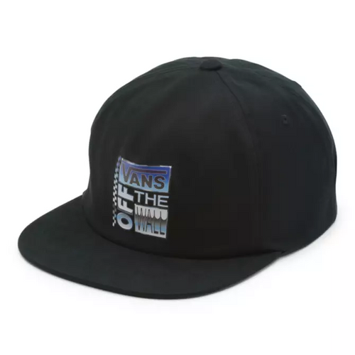 Vans Hat - AVE Chrome Shallow Unstructured - Black