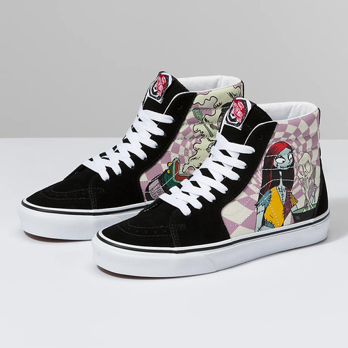 Vans Women's Shoes - Sk8-Hi - Sally's Potion/Nightmare