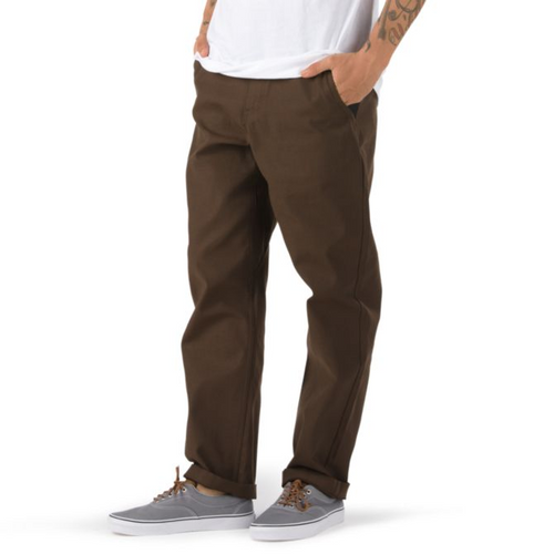 Vans Pants - Authentic Chino Glide Pro - Demitasse